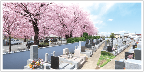 鶴ヶ島霊苑