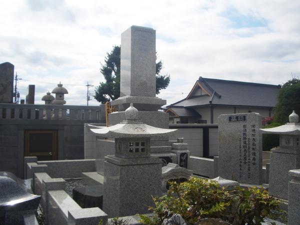 墓石 和型1