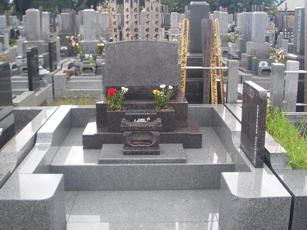 墓石 洋型1