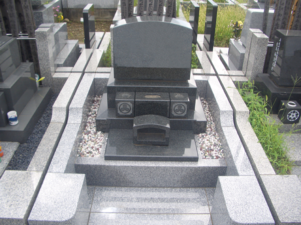 墓石 洋型2