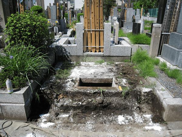 廃墓(墓じまい)2