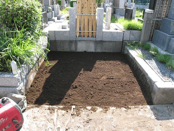 廃墓(墓じまい)3
